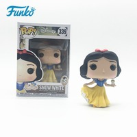 Original Funko POP Disney Movie Snow White Lovely Action Figure Toys for Friend Birthday Gift Collection For Model