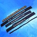 Bolsa de tela paquete para katana espada tai chi espada puede en la parte posterior envío libre