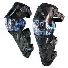 SCOYCO Профессиональный Мотоциклов защиты коленей Мотокросс оборудование Горные Байк MTB MX protecciones Off Road Гонки kneepad