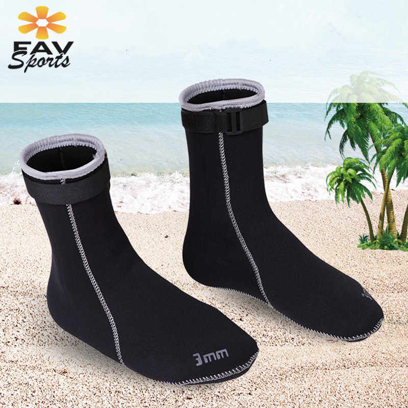 3mm Scuba Neopreen Duiken Sokken Unisex Snorkelen Duiken Laarzen Water Sport Zwemmen Surfen Schoenen Sokken