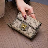 Genuine Leather Women Business Card Holder Wallet Bank Credit Card Case ID Holders Women Cardholder Porte
