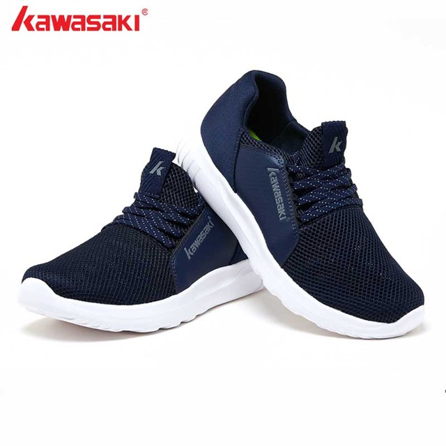 2019 Original Kawasaki Badminton Shoes Men And Women Zapatillas Deportivas Anti-Slippery Breathable Mesh Jogging  Shoes K-856