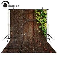 רקע תמונה Allenjoy חום לוח עץ גפן קיסוס בוסטון פוטוגרפיה רקע תפאורת צילום סטודיו תמונה