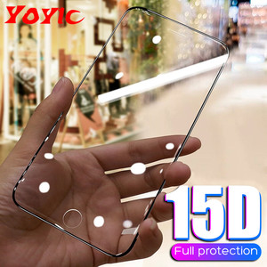 15D Protective Tempered Glass