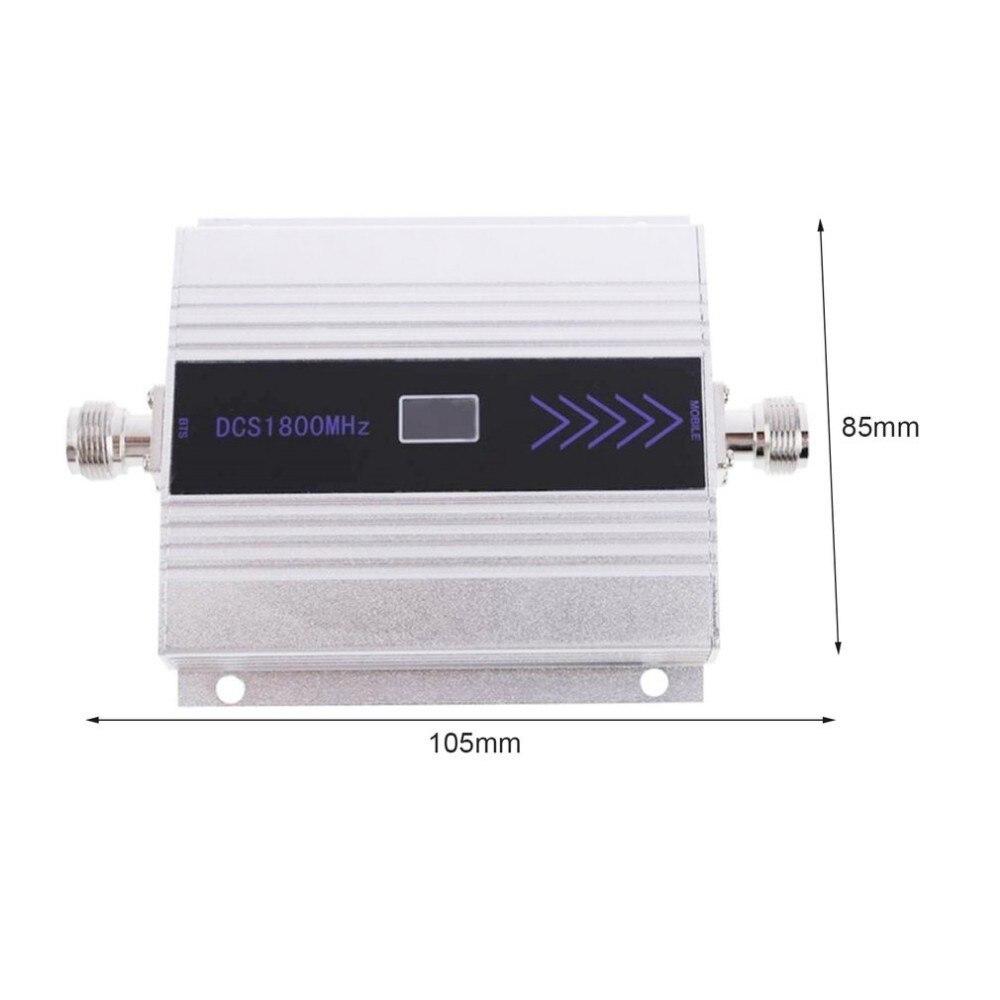 Amplificateur de Signal Mobile 4G 1800 MHz LTE DCS amplificateur de répéteur GSM + amplificateur de répéteur de Signal de téléphone portable Yagi - 2