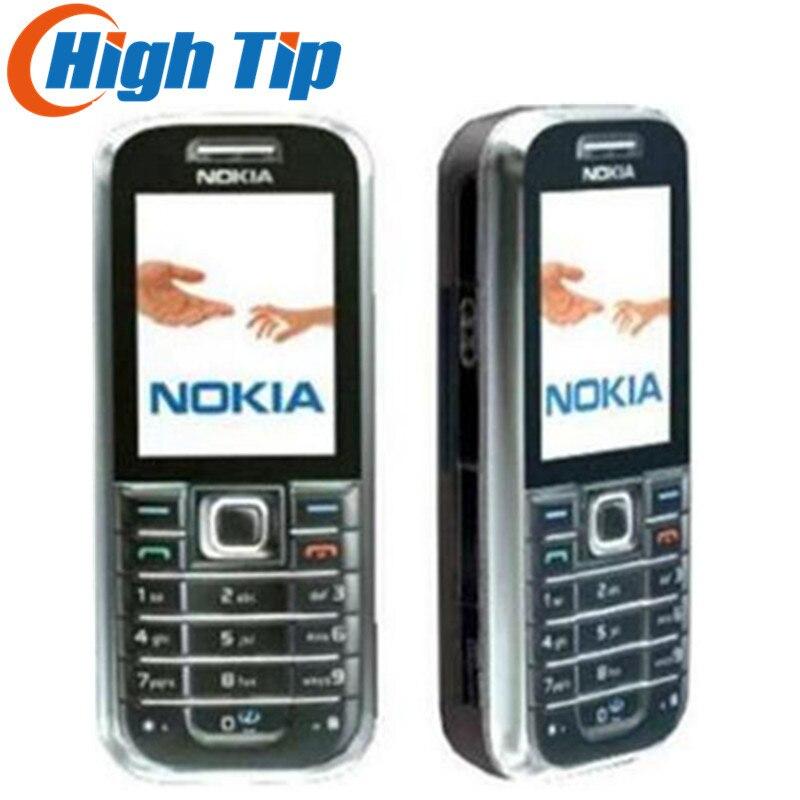 <font><b>6233</b></font> Оригинал <font><b>Nokia</b></font> разблокирована <font><b>6233</b></font> сотовом телефоне Bluetooth MP3 2MP плеер один год гарантии Восстановленное Бесплатная доставка
