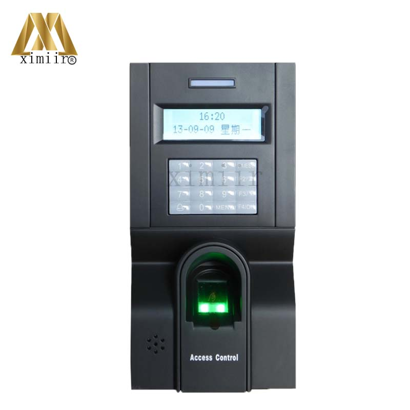 ZK F8 TCP/IP USB Biometric Fingerprint Access Control System Door Access Control With Time Attendance Fingerprint Reader tcp ip biometric fingerprint access control tft color screen fingerprint time attendance and access control with id card reader