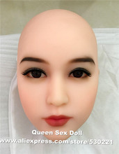 WMDOLL Top quality #31 TPE sex doll head for japanese real doll, oral sex love doll, life size masturbator