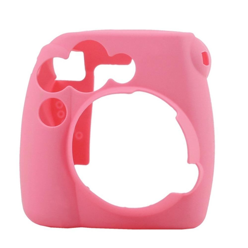 Fashionable Luminous Soft Carrying Storage Cover Skin Protective Shell Suitable for Polaroid Fujifilm Instax Mini 8/8+