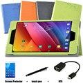 Para Teclast PU estojo de couro de proteção Shell / pele para Teclast X89 Kindow dormência Tablet PC 7.5 ''