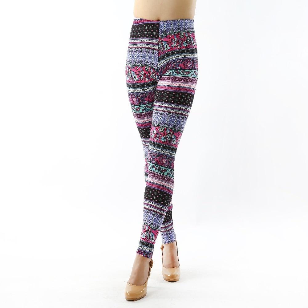 K02fashion pantaloni pentru femei pantaloni elastici înalți capris - Îmbrăcăminte femei