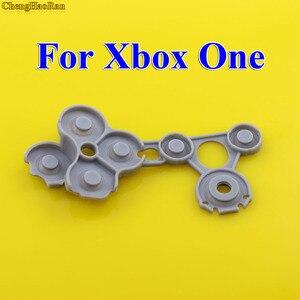 Image 1 - 30 pcs 100 pcs Gomma Conduttiva Contatto Pulsante D Pad Pad per Xbox One xboxone di Ricambio