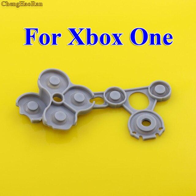 30 pcs 100 pcs Gomma Conduttiva Contatto Pulsante D Pad Pad per Xbox One xboxone di Ricambio