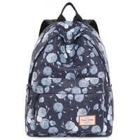 Women Laptop Backpack for Teenage Girls 2019 Durable Student Bookbag Classic Travel College Bag Outside Water-Resistant Rucksack