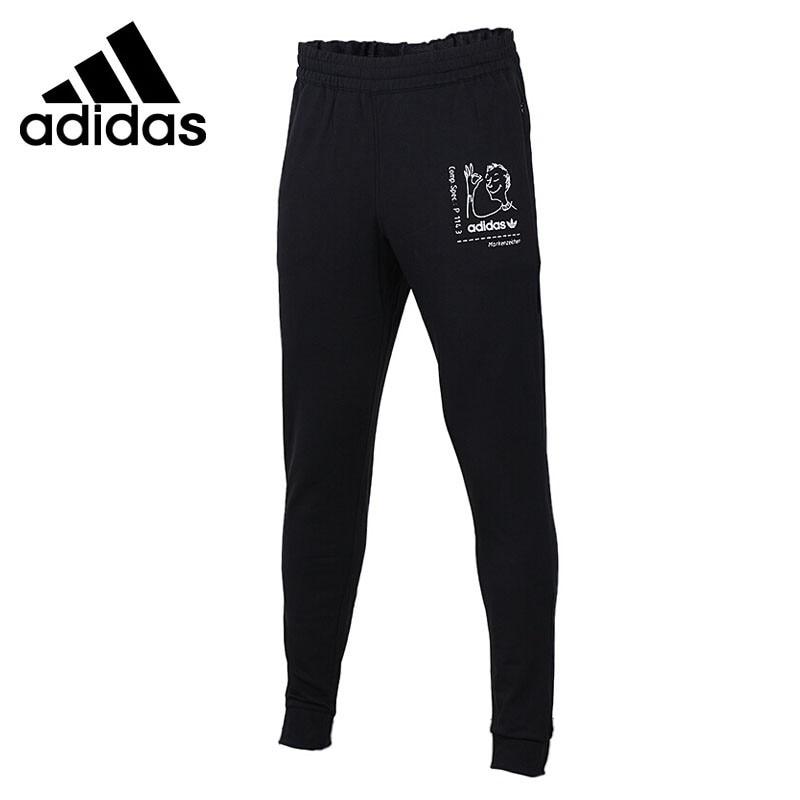 Original New Arrival 2018 Adidas Originals TRACK PANTS Men's Pants Sportswear original new arrival 2018 adidas originals 3 stripes pants men s pants sportswear