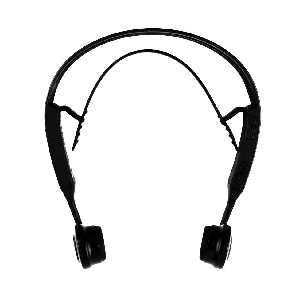 Conduction osseuse MIX8 mis à niveau Bluetooth écouteurs casque sans fil casque Sport casque pour IOS Android téléphone lecteur MP3 - 4