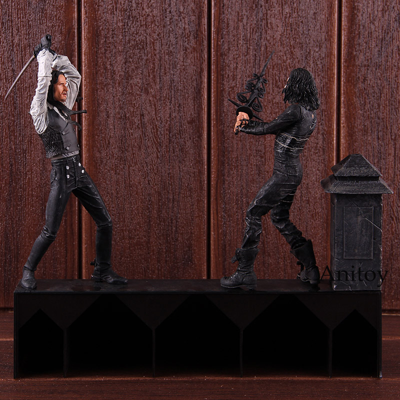 NECA The Crow Figure Action Eric Draven VS. Top Dollar Horror Movie Figures PVC Collectible Model ToyNECA The Crow Figure Action Eric Draven VS. Top Dollar Horror Movie Figures PVC Collectible Model Toy