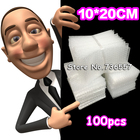 New 100x200 mm Bubble Envelopes Wrap Bags Pouches packaging PE Mailer Packing package Free Shipping