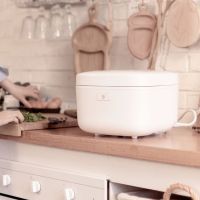 Xiaomi Mijia Mi IH Smart Electric Rice Cooker 3L Alloy Cast Iron IH Heating Pressure Cooker APP Remote Control Home Appliances
