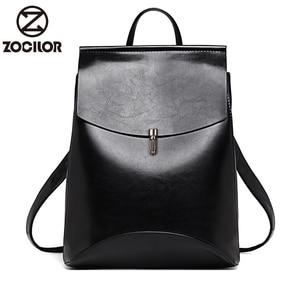 HOT Fashion Women Backpack High Quality Youth Leather Backpacks for Teenage Girls Female School Shoulder Bag Bagpack mochila(China)