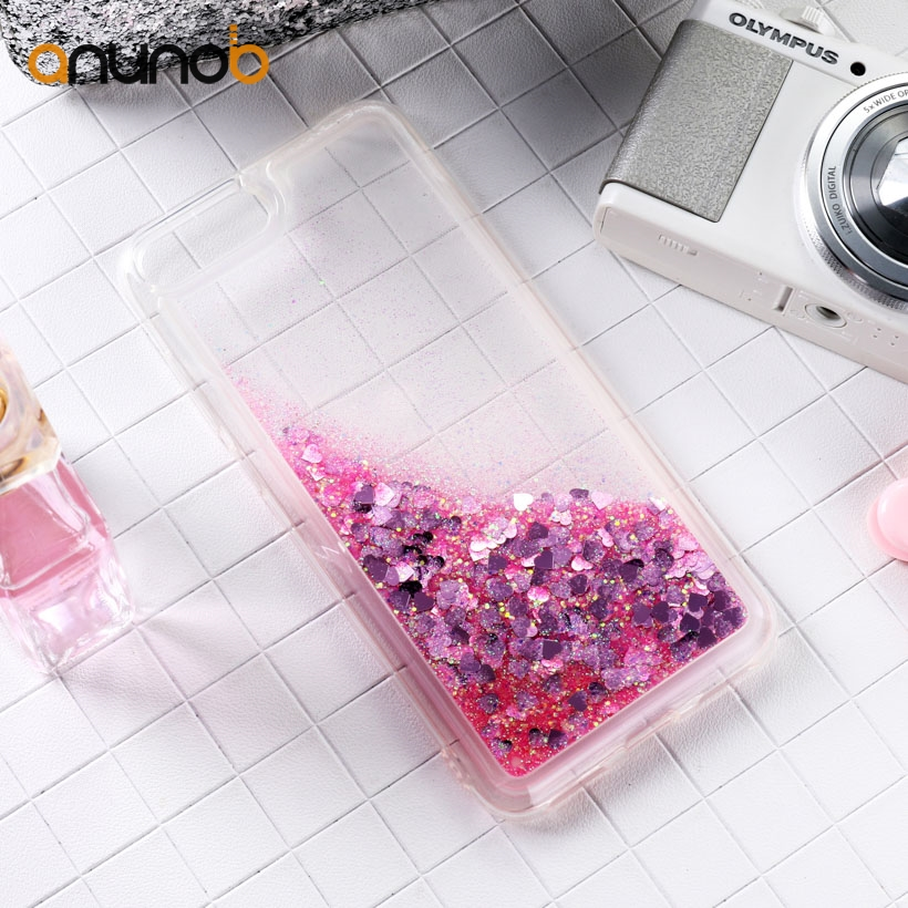 Anunob Case For Oppo A5 Back Cover Liquid Glitter TPU F5 Youth F5 Plus Oppo A73 Covers Back Shell Hood Bags Phone Coque Cover Лосины