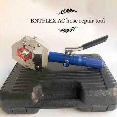 71500 manuel AC kit AC réparation main sertissage outils tuyau sertisseur