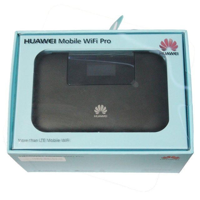 HUAWEI E5770S-320 4G LTE Power Bank Mobile WiFi Hotspot And Router With RJ45 And USB Port