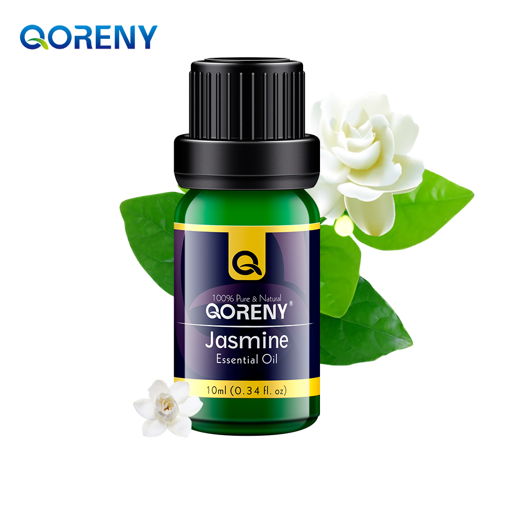 Qoreny 100 Jasmine Pure Essential Oil 10ml Anti Aging And