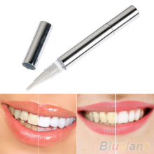 2015 Hot Selling 1 Pc Gel Bleach Dental Stain Remover Brighten Teeth Whitening Pen Oral Care Tool  7H2A A4W5