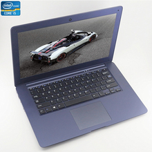 Zeuslap 14 дюймов intel core i5 cpu 4 ГБ ram + 120 ГБ ssd + 1 ТБ hdd windows 7/10 система ультратонкий быстрый запуск ноутбук ноутбука