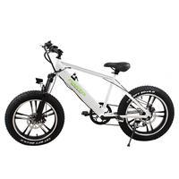 20 дюймов Электрический горный велосипед 48 В снег ebike заднего колеса 250 Вт Жира Велосипед Восхождение Электрический велосипед дроссельной за