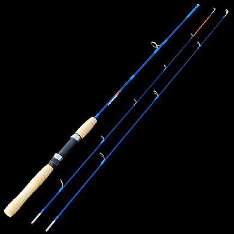2017New ML UL 1.5 m spinning rod ultra-léger filature tiges ultra lumière spinning canne à pêche Au Leurre