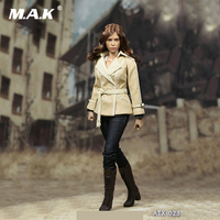 1/6 Scale Full Set Female Action Figure Avengers Natasha Romanoff Figure Model Toys For Collection Gift