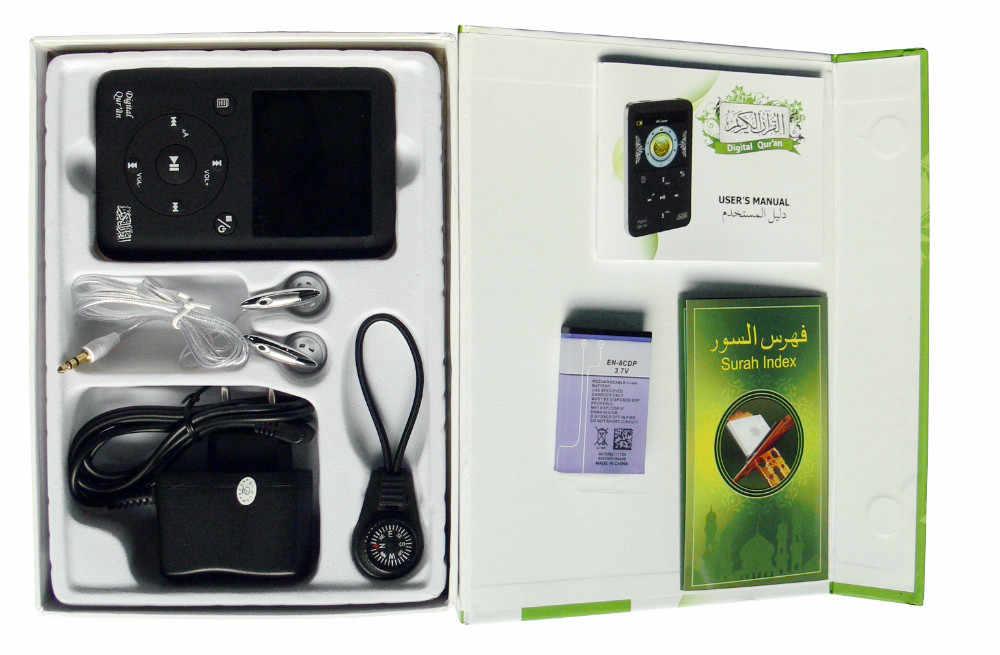 Исламский цифровой громкоговоритель quran плеер для мусульманской Аравии черный цвет Лидер продаж цифровой плеер для чтения Корана Mp4 плеер Al-quran