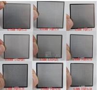 10pcs BGA Directly Heat Reballing Universal Stencils For SMT SMD Chip Rework Rpair