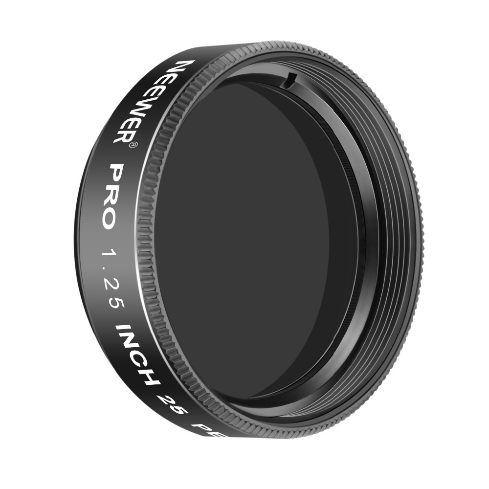 Neewer P2 inches 25 Percent Transmission Neutral Density Moon Filter Black | eBay