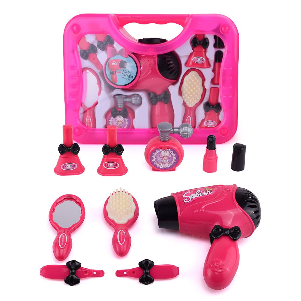 Girls Makeup Toy Pretend Play Makeup Set Simulation Girl