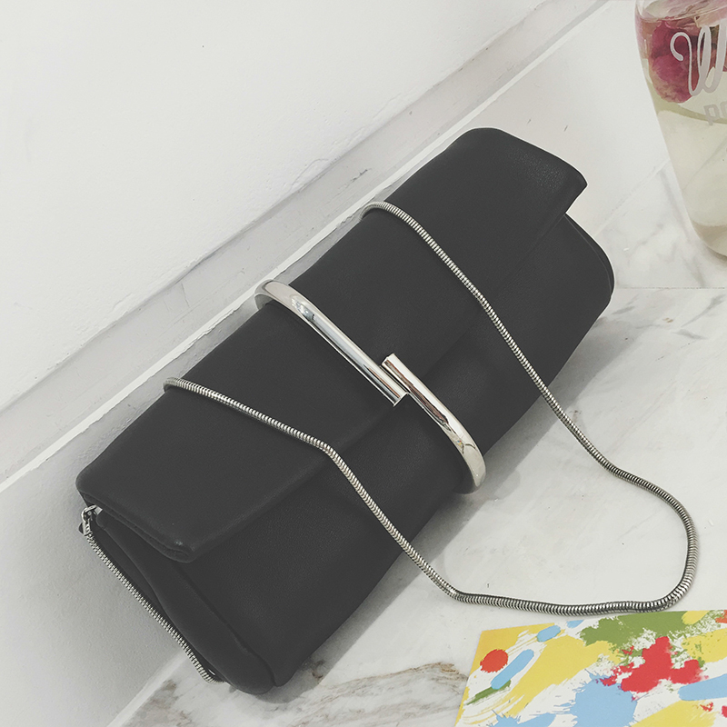 High Quality PU Leather Women font b Party b font Day font b Clutches b font