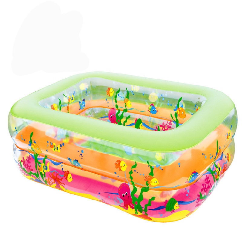 summer portable large baby toddler inflatable bathtub thick bath tub pool. Black Bedroom Furniture Sets. Home Design Ideas
