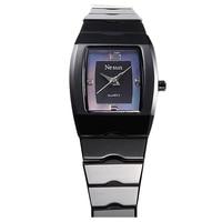 Nesun Switzerland Women's Watches Luxury Brand Wristwatches Japan Quartz Movement Watch Women Space Ceramic Clock N6311 2
