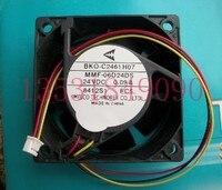 YENI MELCO Mitsubishi servo frekans BKO-C2461H07 MMF-06D24DS-FC5 soğutma fanı