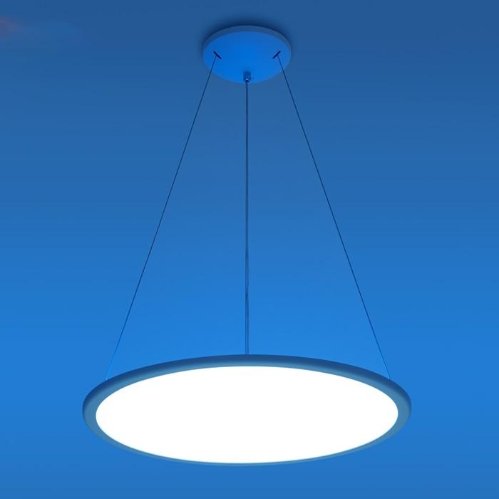 OFFDARKS LCD YB 36 36 W télécommande LED lampe suspendue Bluetooth haut parleur intelligent - 2