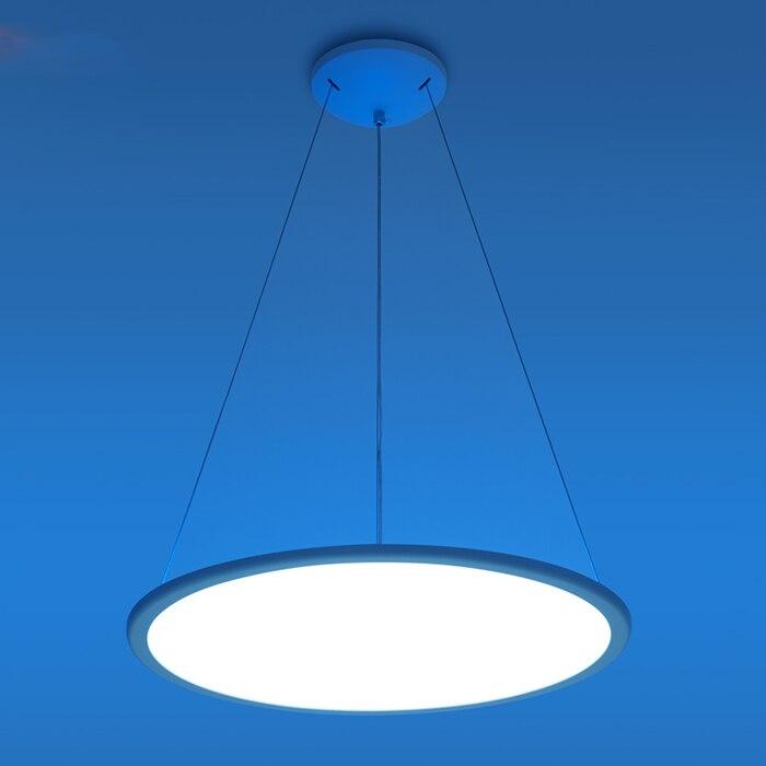 OFFDARKS lcd YB 36 36W светодиодный пульт дистанционного управления Смарт Bluetooth динамик подвесной светильник - 2