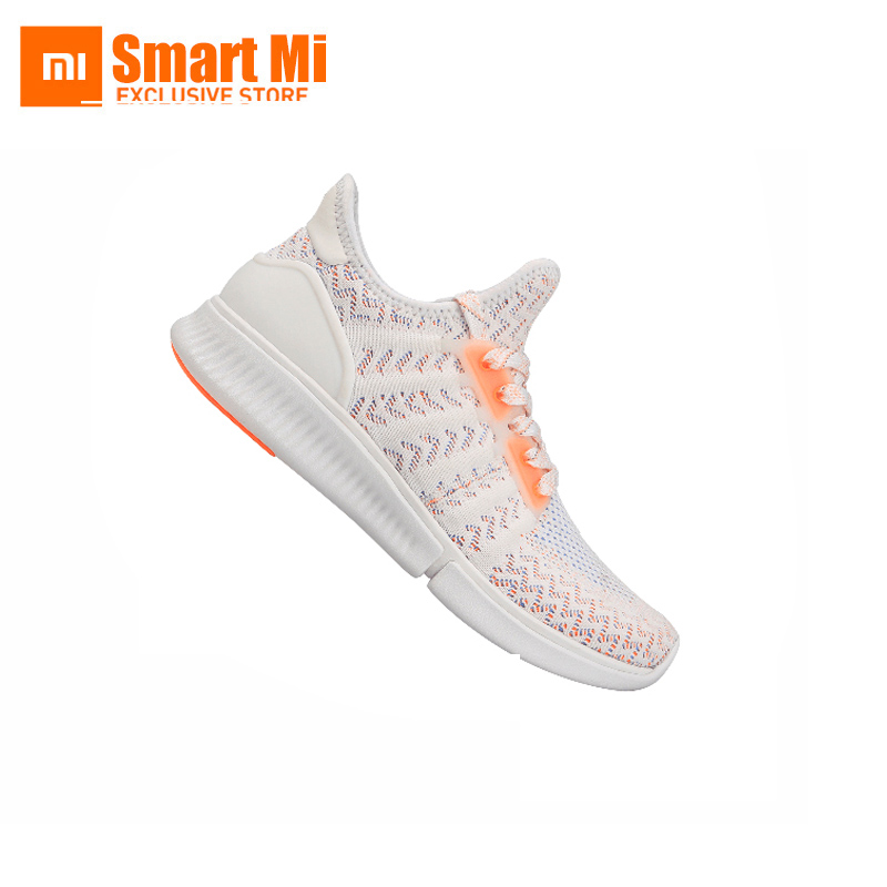 Fashion Original Xiaomi Mijia Smart Shoes Replaceable Smart Waterproof IP67 Chip Phone APP Control Smart Women Shoes high quality l30 magneto angular contact ball bearing 30 62 16mm separate permanent magnet motor abec3
