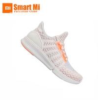 Fashion Original Xiaomi Mijia Smart Shoes Replaceable Smart Waterproof IP67 Chip Phone APP Control Smart Women Shoes