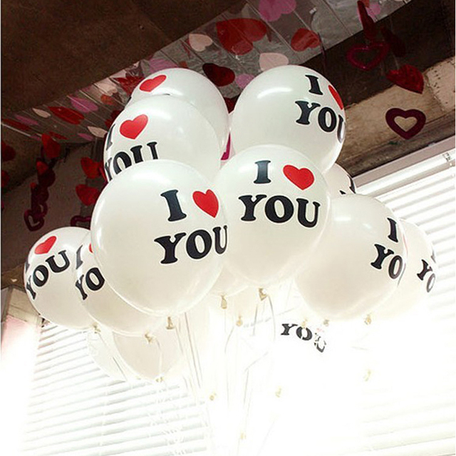 Aliexpress buy 100pcs reusable printing balloons party 100pcs reusable printing balloons party festival wedding decoration accessories supplies wholesale bulk junglespirit Image collections