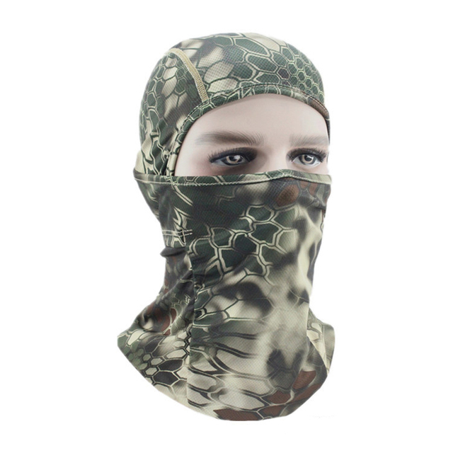 Summer Breathable Motorcycle Face Mask Thermal Synthetic Silk Ultra Thin Bicycle Bike Ski Face Mask Balaclava Hat Headwear 5