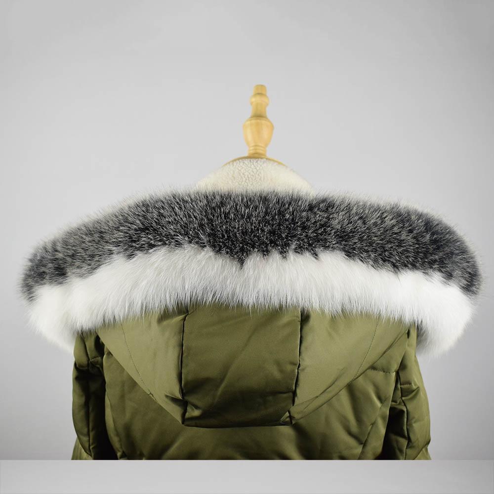 High Quality fox fur collar