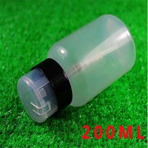 Image 3 - Pompe à alcool anti fuite de 200ML, 10 pièces, outils de construction, bouteilles dalcool, réservoir, FTTH clean