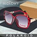 BEOLOWT Aluminio gafas de Sol Polarizadas Para Las Mujeres Conductor gafas de Sol de Espejo de Pesca Femeninos Al Aire Libre Sports Eyewear UV400 BL235